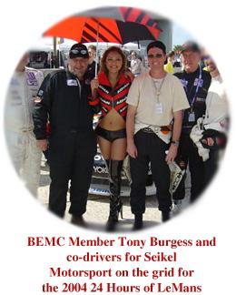 BEMC Members
